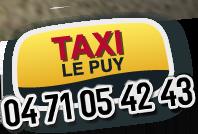 logo taxi du velay